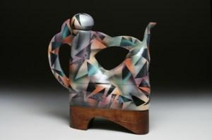 Triangles Teapot