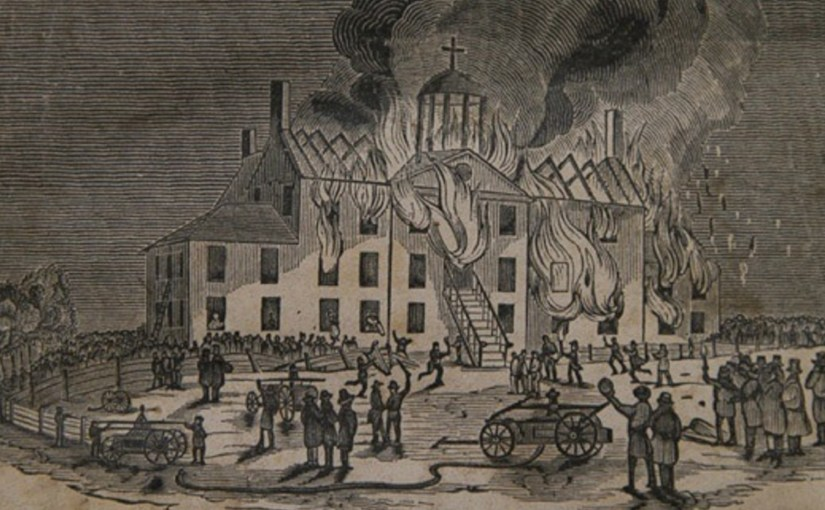 Episode 11: The Ursuline Convent Riots (Inauguration Special, part 1)