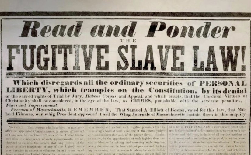 Episode 15: Resist! Shadrach Minkins and the Fugitive Slave Act (Black History Month Special, part 2)