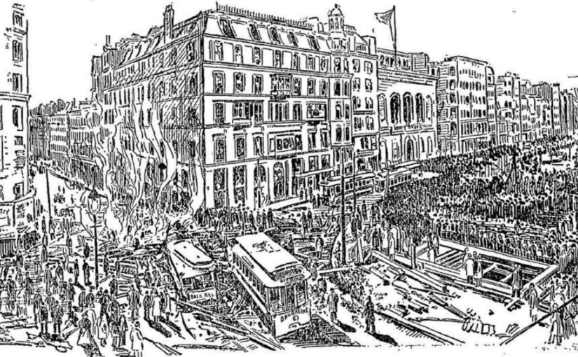 Episode 21: The Tremont Street Explosion