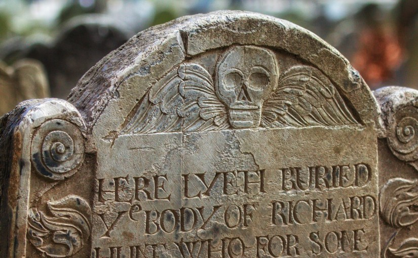 Episode 30: Resurrection Men, a brief history of grave robbing in Boston