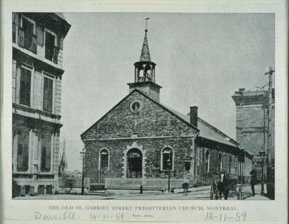 st gabriel street church