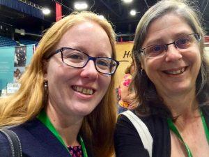With Jen Baldwin