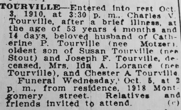 St. Louis Post-Dispatch, 4 octobre 1910, page 11