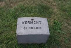 Cimetière national des militaires, Gettysburgh, Pennsylvanie