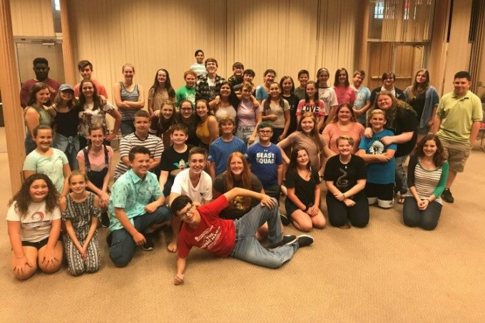 Performing arts program for middle and high schoolers ...