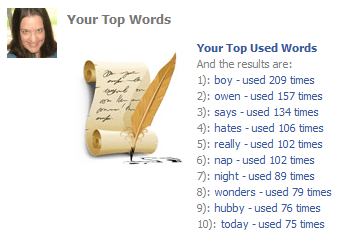 Facebook Top Words