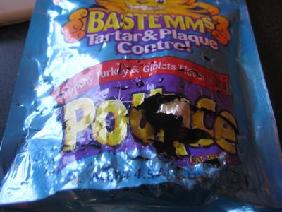 Mutilated Treat Bag