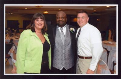 Tracey Wedding DC