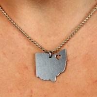 Cynde Hujarski, Ohio Necklace