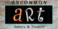 Uncommon Art, gallery and studios Hudson Ohio