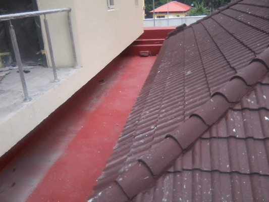 Waterproofing of Roof Terrace Using New Coat6