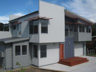 2011 MBA Award Winning House front