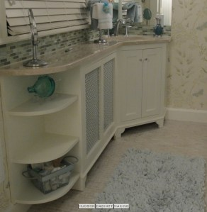 vanity covers radiator