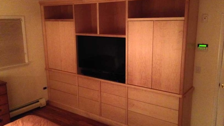 modern bedroom wall units Archives - Hudson Cabinet Making ...