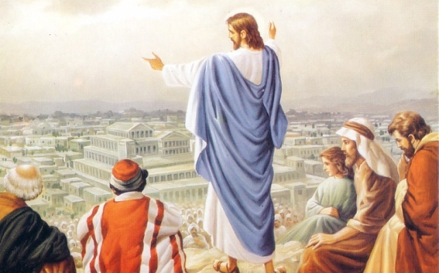 Image result for public ministry of jesus