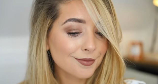 Fresh Spring Makeup Tutorial Zoella