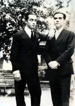 Los cuatro hombres de Federico García Lorca. (3/4)
