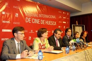 Presentacion del Festival