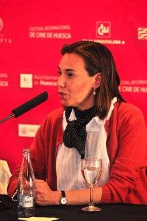 Daniela Michel. Directora del Festival Internacional de Cine de Morelia