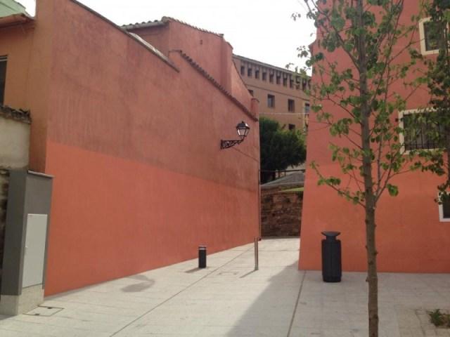 Entrada de la muralla