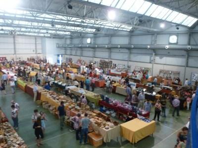Feria de Artesanía de Barbastro 2014