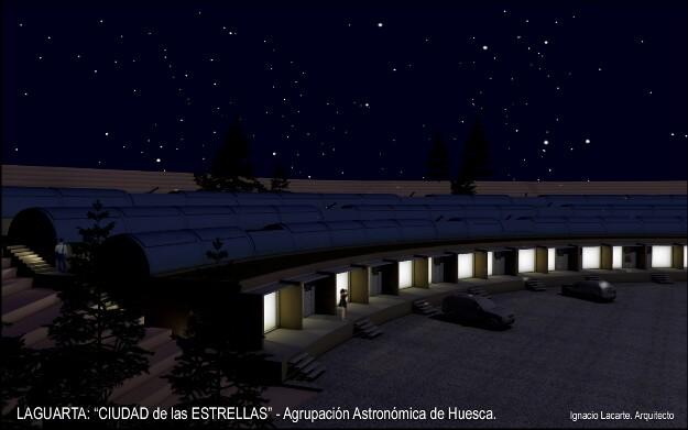 Proyecto Ciudad de las Estrellas