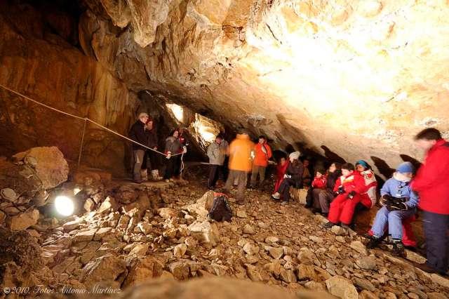 Cueva de las Güixas (Villanua) de Antonio Martinez en flickr.com