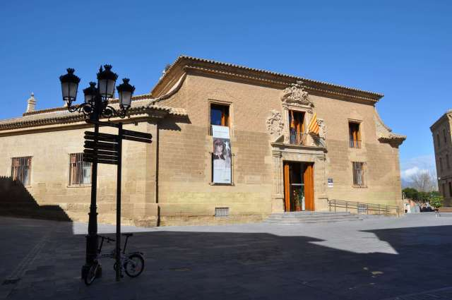 Museo de Huesca de https://www.flickr.com/photos/13687715@N08/