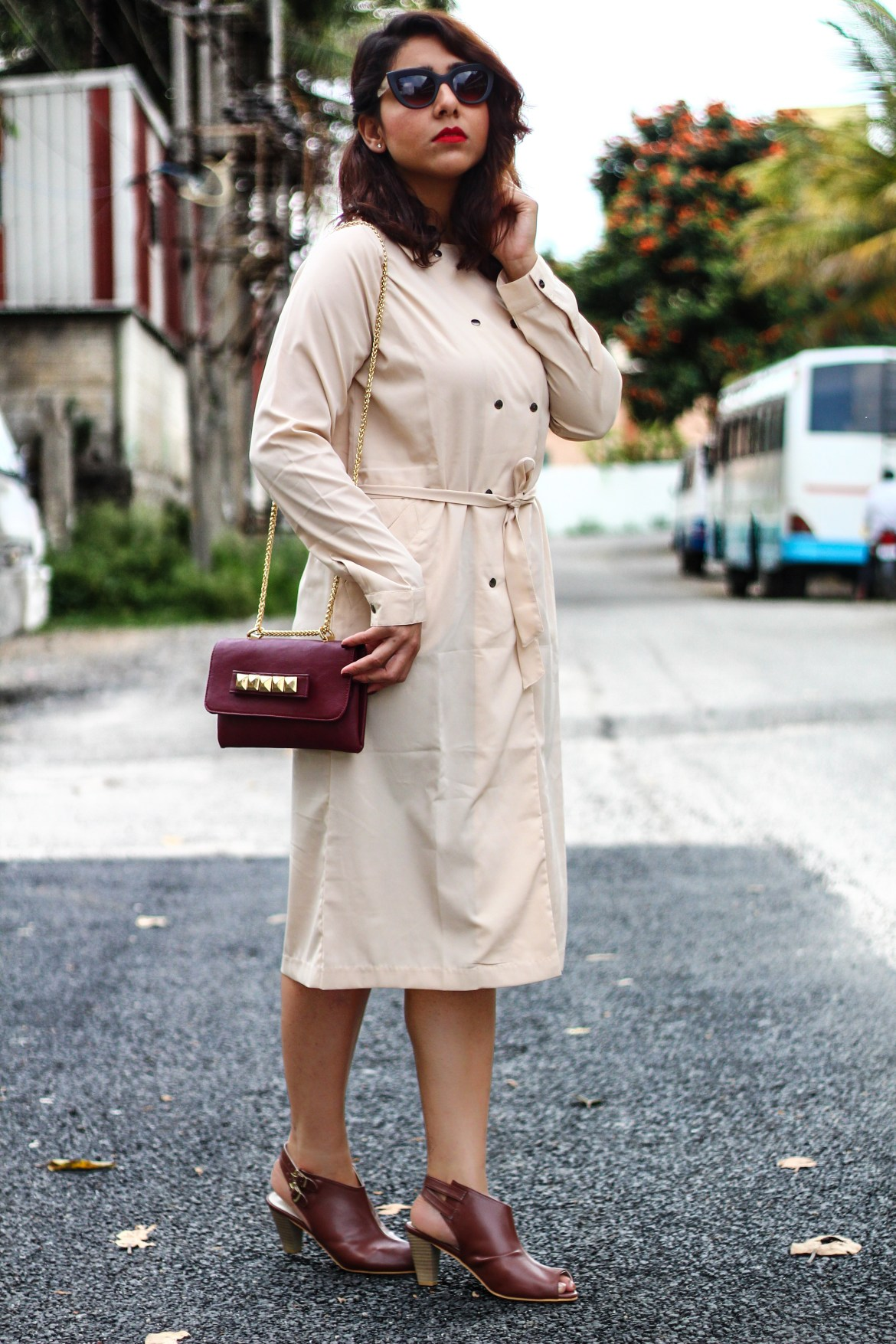 Fall Fashion - Trench coat