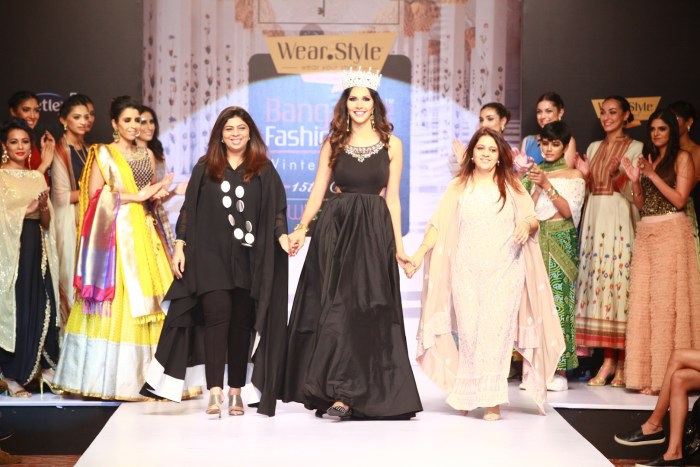 Bangalore Fashion week - Huesofme blog