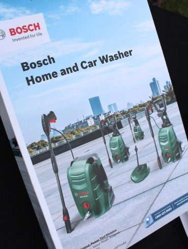Bosch Car and Home Washer