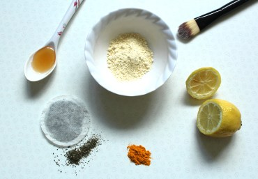 DIY face mask for glowing and soft skin, Summer beauty tips, Summer skin care, Huesofme blog, Indian beauty blog, UK beauty blog