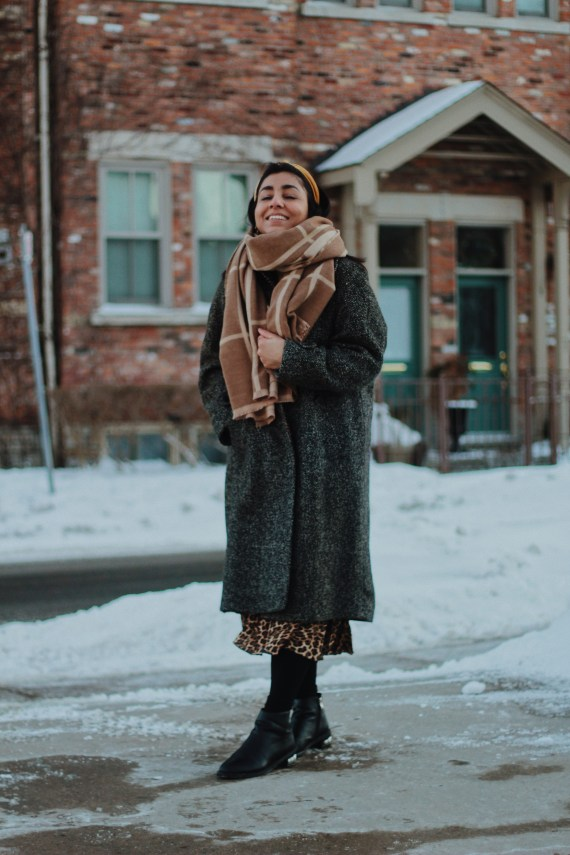 Fuss-free winter dressing