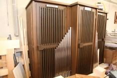 Orgelpfeifen (Renovierung)