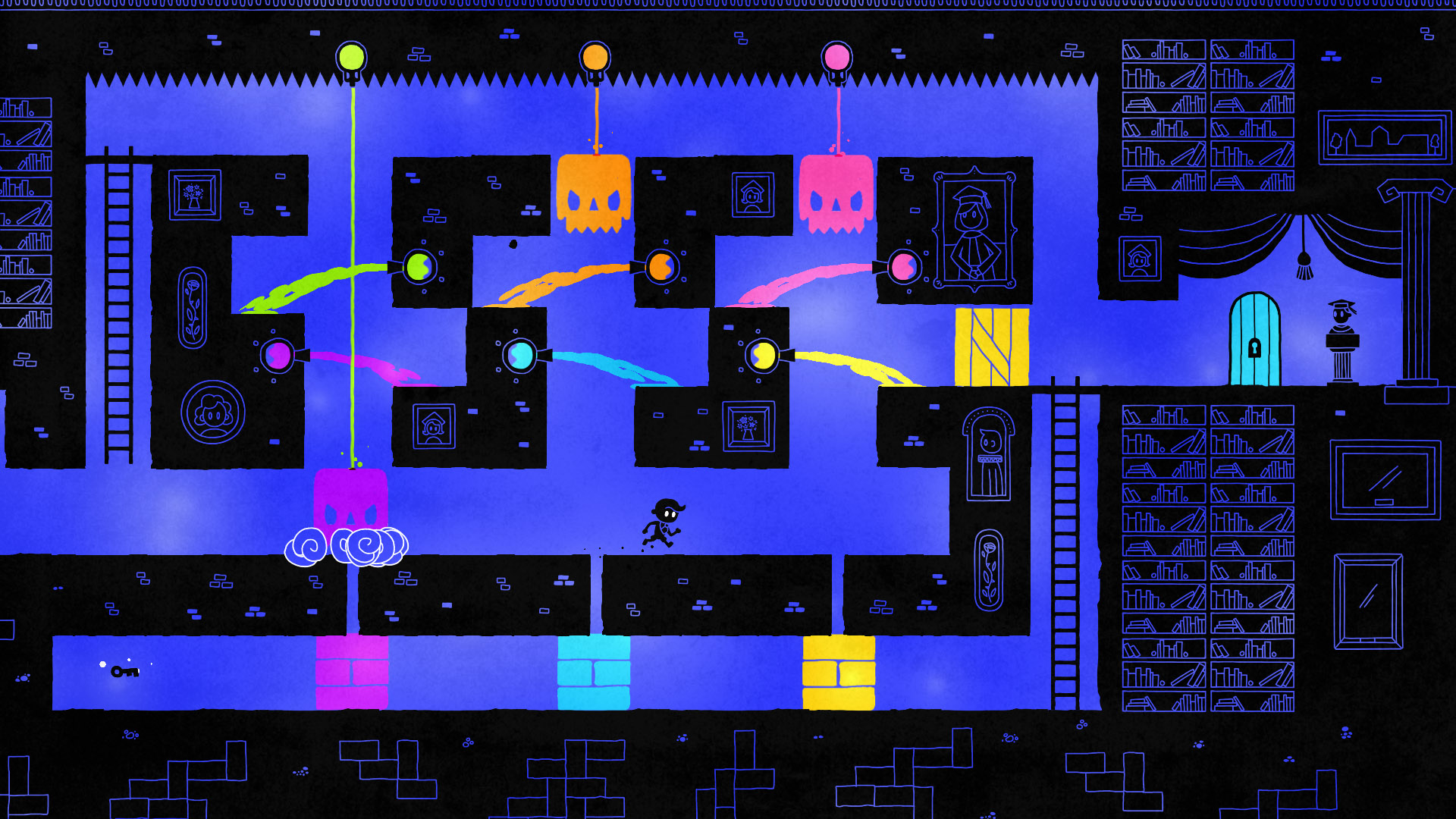 Hue The Game Available On Steam Xbox One PS4 And