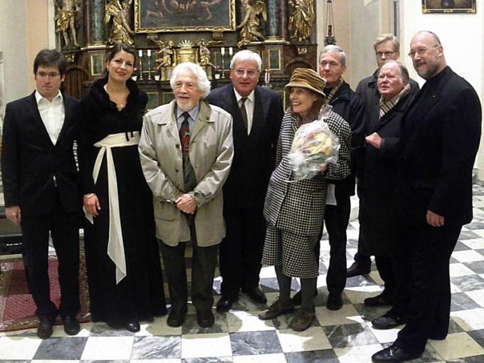 Konzert zu Allerheiligen, 1. November 2012