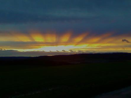 Sonnenaufgang HEF 0540