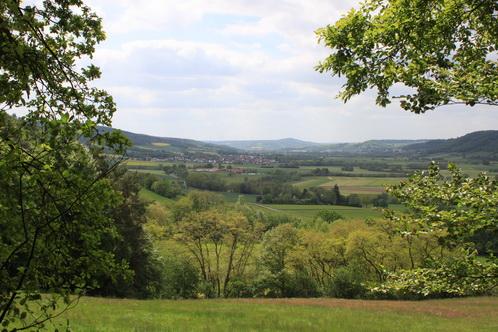 Blick ins Tal nach Westen 5695