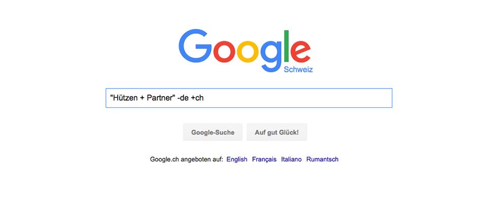 Wer suchet, der findet – Das Geheimnis einer perfekten Google-Anfrage