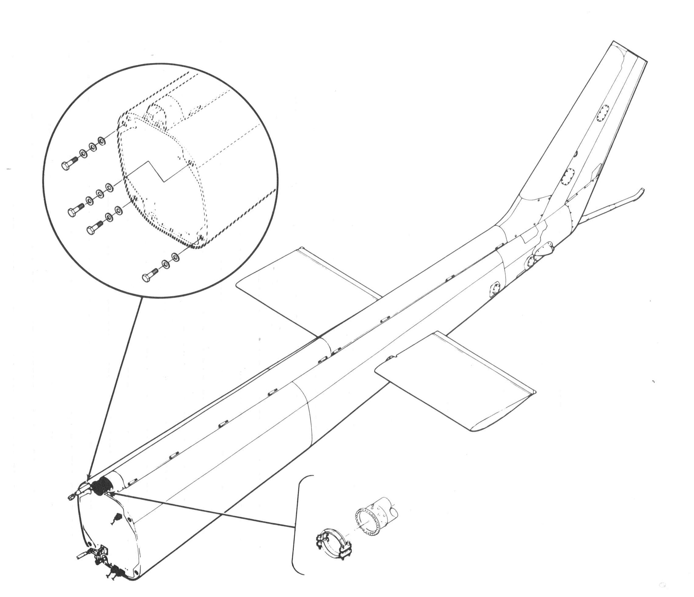 Helicopter Boom Diagram