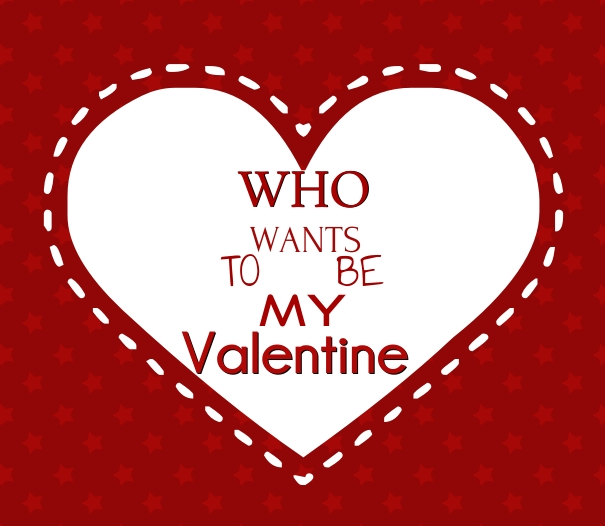 Will You Be My Valentine Quotes For Him