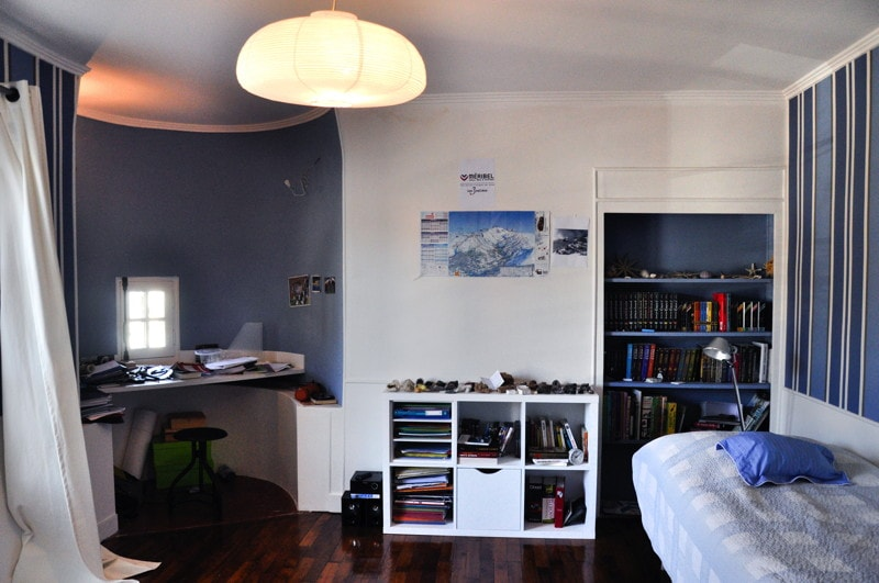 Rénovation d'une chambre