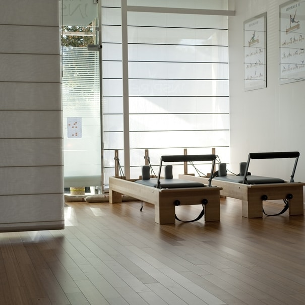 Travaux de rénovation pour un studio pilates