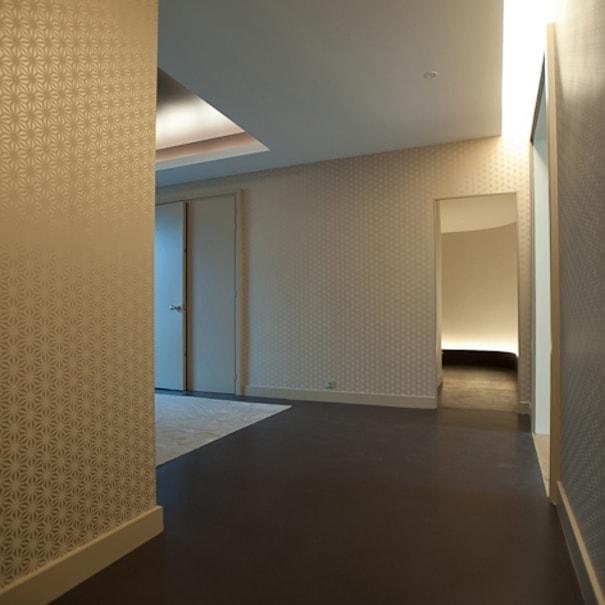 Travaux de rénovation d'un grand appartement