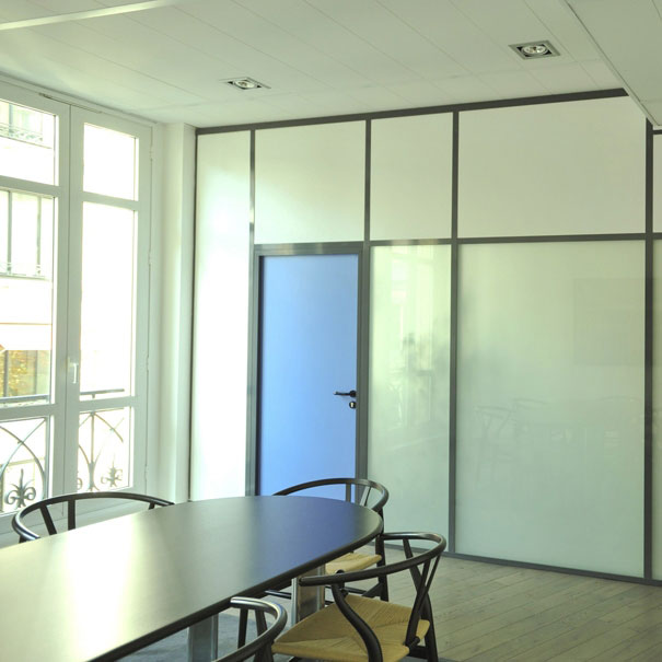 Salle de réunion à Paris