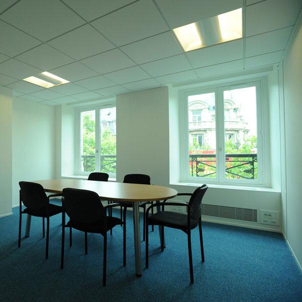 Salle de réunion des bureaux