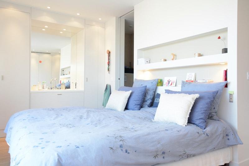 Création d'une chambre supplémentaire