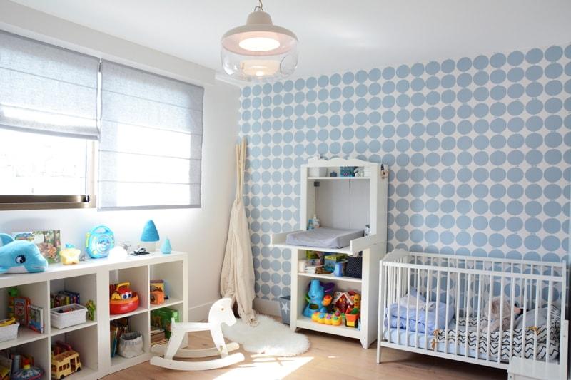 Rénovation et décoration chambre enfants