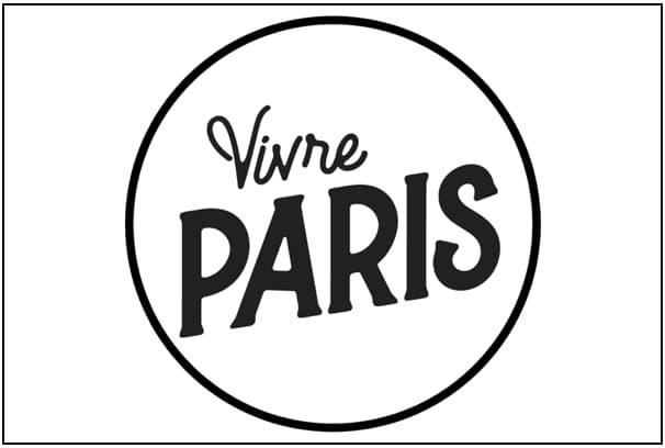 Logo Vivre Paris